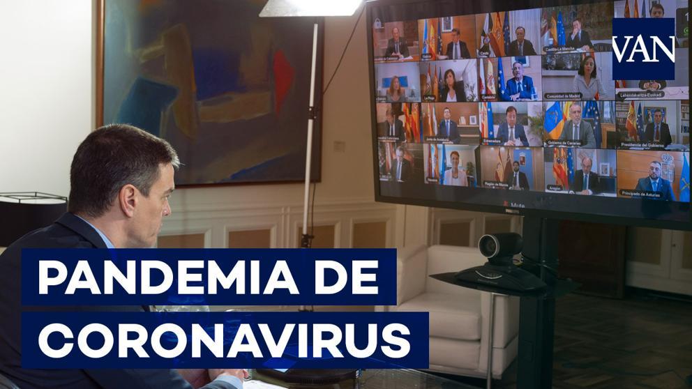 comparecencia consejo ministros pandemia coronavirus