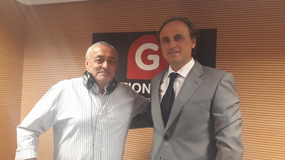 Entrevista a Justo Pascual sobre malas praxis bancarias en el programa A Buenas Horas de Gestiona Radio